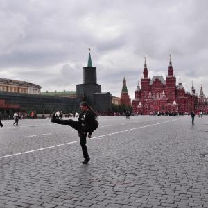 Moskwa, 2016 r.