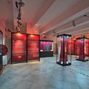 Premiera wystawy miała miejsce 17 lutego 2012 r. w Muzeum Techniki i Komunikacji w Szczecinie